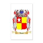 Veare 20x12 Wall Decal