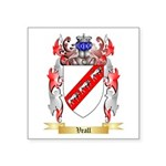 Veall Square Sticker 3
