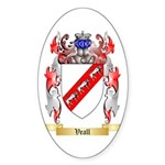 Veall Sticker (Oval)