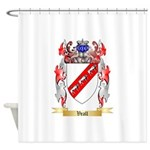 Veall Shower Curtain