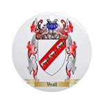 Veall Round Ornament