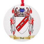 Veal Round Ornament