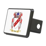 Veal Rectangular Hitch Cover