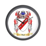Veal Wall Clock