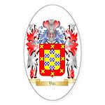 Vaz Sticker (Oval 50 pk)