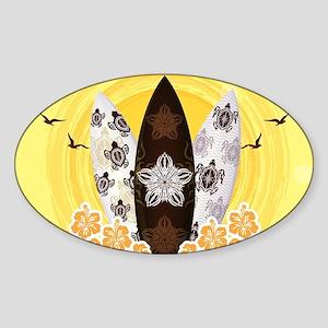 Surfboards Sticker