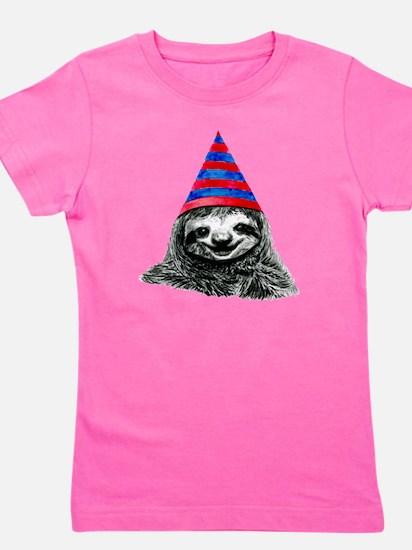 Unique Sloth Girl's Tee