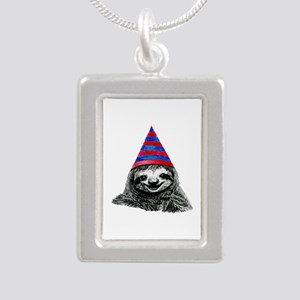 Party Sloth Necklaces