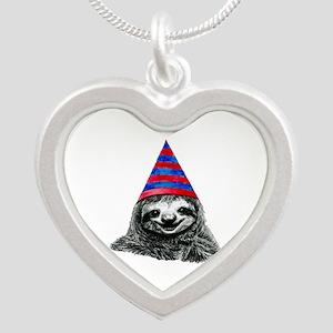 Party Sloth Necklaces