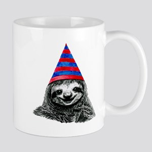 Party Sloth Mugs