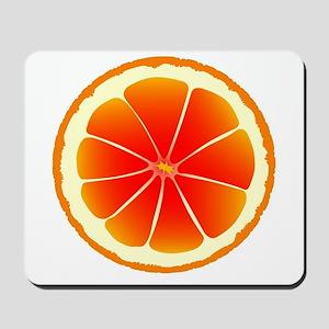 Blood Orange Mousepad