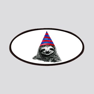 Party Sloth Patch