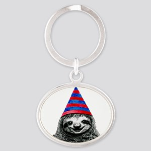 Party Sloth Keychains