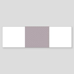 Wobbly Illusion Bumper Sticker