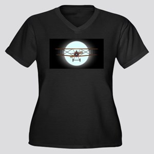 Flying by Night Plus Size T-Shirt