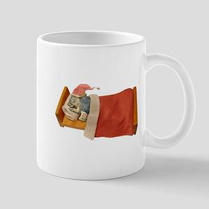 Sleeping Squirrel Mugs