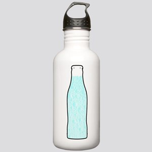 Carbonated Water Stainless Water Bottle 1.0L