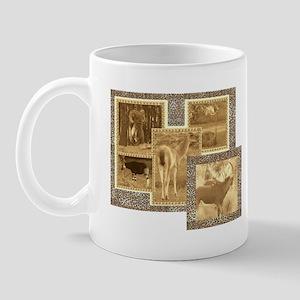 Animal Print T's Mug