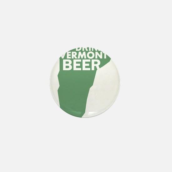 Unique Vermont Mini Button