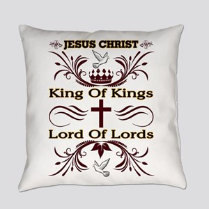 King Of Kings Everyday Pillow