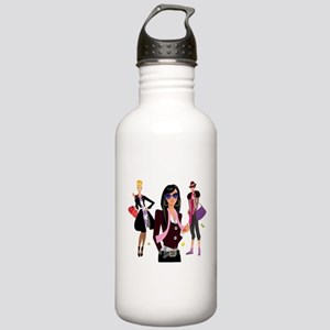 Fashion girls design Stainless Water Bottle 1.0L