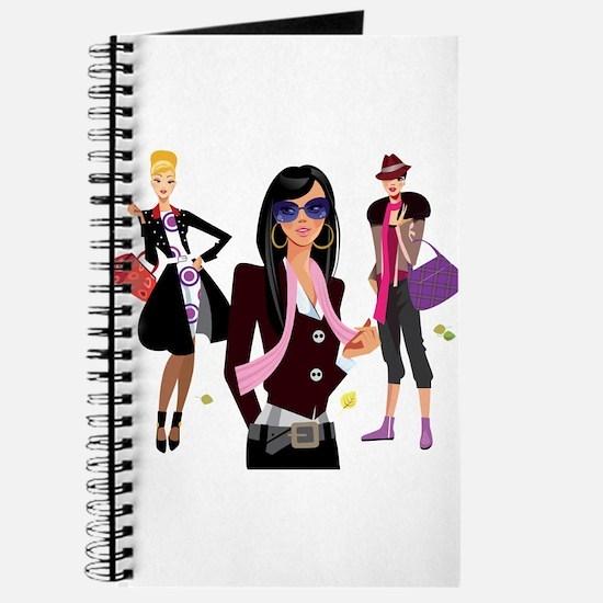 Fashion girls design Journal