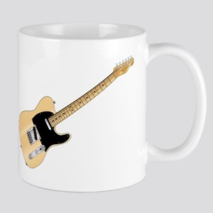 Rock Guitar Mugs