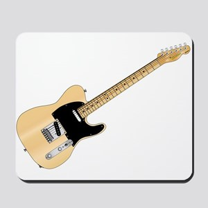 Rock Guitar Mousepad