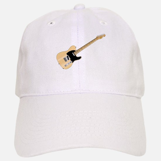 Rock Guitar Baseball Baseball Cap