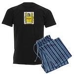 Vavazor Men's Dark Pajamas