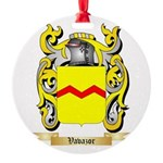 Vavazor Round Ornament
