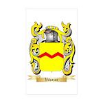 Vavazor Sticker (Rectangle 50 pk)