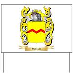 Vavazor Yard Sign