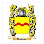 Vavasseur Square Car Magnet 3