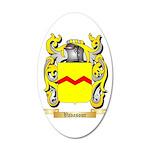 Vavasour 20x12 Oval Wall Decal