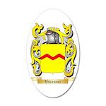 Vavasour 35x21 Oval Wall Decal