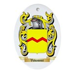Vavasour Oval Ornament