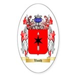 Vauth Sticker (Oval 50 pk)