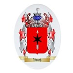 Vauth Oval Ornament
