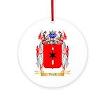 Vauth Round Ornament