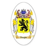 Vaughn Sticker (Oval 50 pk)