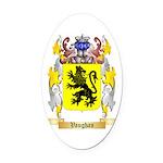Vaughan Oval Car Magnet