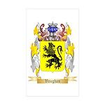 Vaughan Sticker (Rectangle 50 pk)