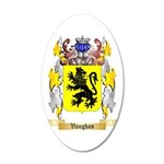 Vaughan 35x21 Oval Wall Decal