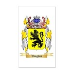 Vaughan 20x12 Wall Decal