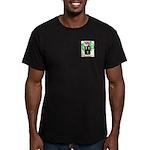 Vaughan English Men's Fitted T-Shirt (dark)