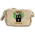 Vaughan English Messenger Bag