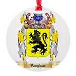 Vaugham Round Ornament