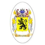 Vaugham Sticker (Oval)