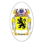 Vaugham Sticker (Oval 10 pk)
